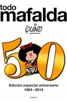 Todo Mafalda. Edición Especial Aniversario 1964-2014