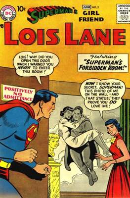 Superman's Girl Friend Lois Lane #2