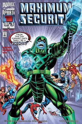 Maximum Security (Comic Book) #1