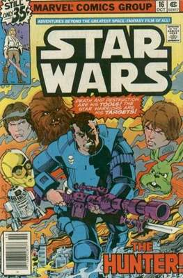 Star Wars (1977-1986; 2019) (Comic Book) #16