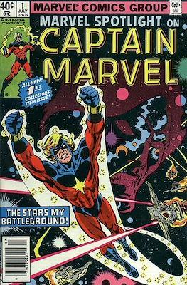 Marvel Spotlight Vol. 2 (Comic-Book) #1