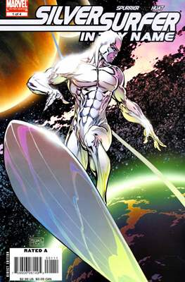 Silver Surfer: In Thy Name (Grapa) #1