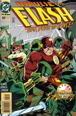 The Flash Vol. 2 (1987-2006) (Comic Book) #95