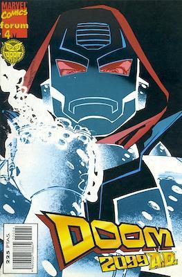 Doom 2099 (1996). AD (Grapa. 17x26. 24 páginas. Color.) #4