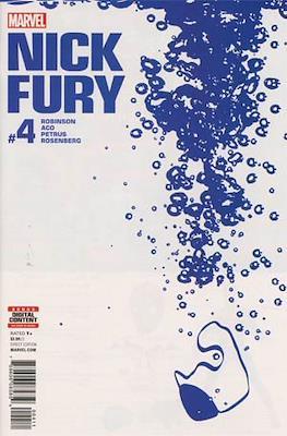 Nick Fury (Comic-book) #4