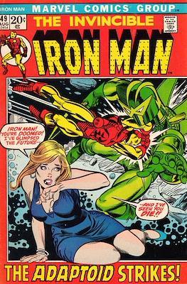 Iron Man Vol. 1 (1968-1996) (Comic book) #49