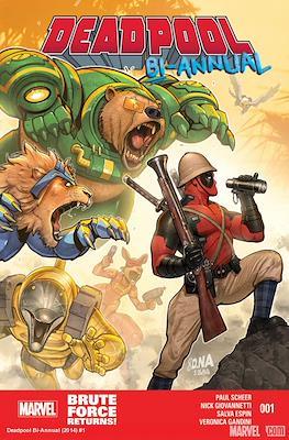Deadpool Annual 2014