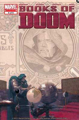 Fantastic Four: Books of Doom (Digital) #6