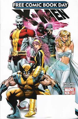 Free Comic Book Day 2008 X-Men