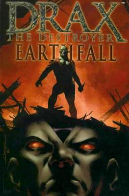 Drax the Destroyer: Earthfall