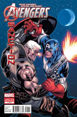 Avengers: X-Sanction (Comic-book) #1