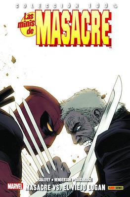 Las Minis de Masacre. 100% Marvel (Rústica con solapas) #12