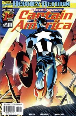 Captain America Vol. 3 (1998-2002)