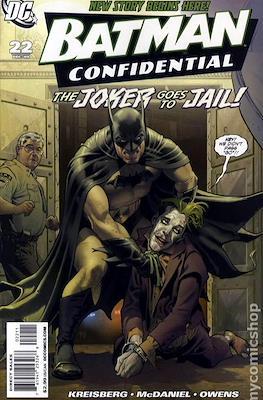 Batman Confidential (2007-2011) (Comic Book) #22