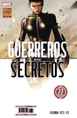 Guerreros secretos (2009-2012) (Grapa) #22