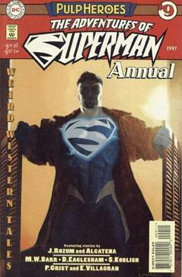 The Adventures of Superman Annual (Comic Book) #9