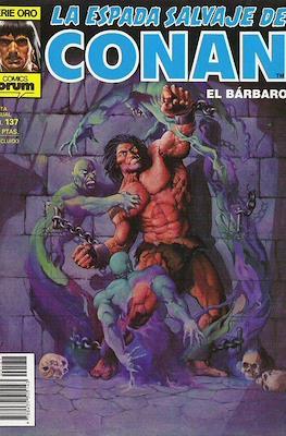 La Espada Salvaje de Conan. Vol 1 (1982-1996) (Grapa. B/N.) #137