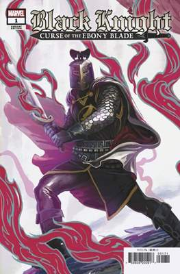 Black Knight: Curse of The Ebony Blade (Variant Cover)