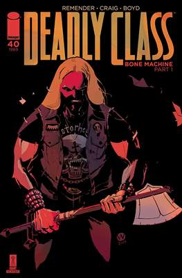 Deadly Class (Comic-book) #40