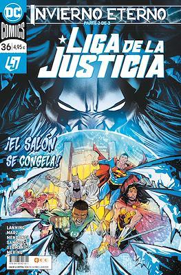 Liga de la Justicia. Nuevo Universo DC / Renacimiento #114/36