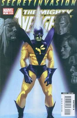 The Mighty Avengers Vol. 1 (2007-2010) (Comic-book) #15