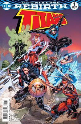 Titans Vol. 3 (2016- 2019)