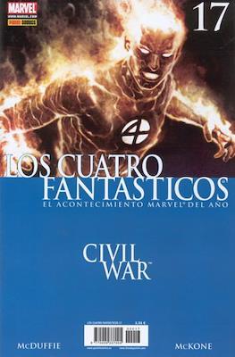 Los 4 Fantásticos Vol. 6 (2006-2007) (Grapa, 24 páginas.) #17