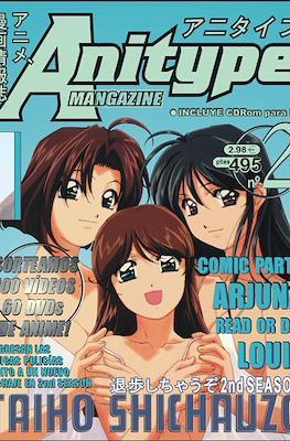 Anitype Mangazine (Revista grapa) #3