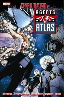 Agents of Atlas Vol. 2 (2009)