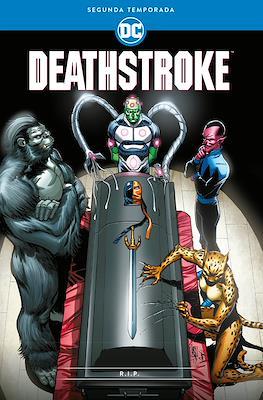 Deathstroke - Segunda temporada: R.I.P.