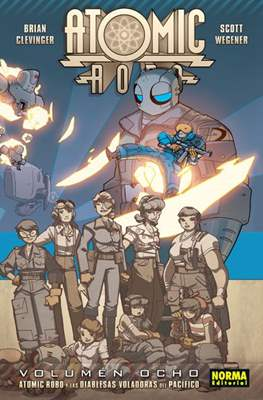 Atomic Robo (Rústica) #8