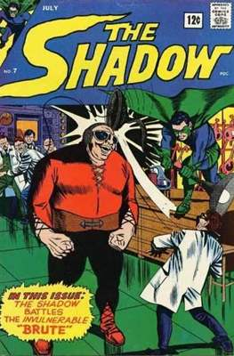 The Shadow (Grapa) #7
