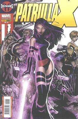 Patrulla-X Vol. 3 (2006-2012) (Grapa, 24-72 pp) #11