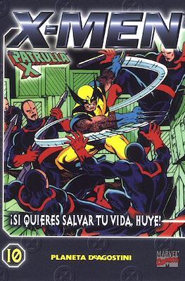 Coleccionable X-Men / La Patrulla-X (Rústica, 80 pp) #10