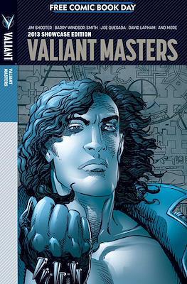Valiant Masters 2013 Showcase Edition - Free Comic Book Day