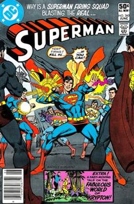 Superman Vol. 1 / Adventures of Superman Vol. 1 (1939-2011) (Comic Book) #360