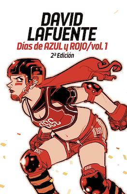 Días de Azul y Rojo (Rústica 40 pp) #1