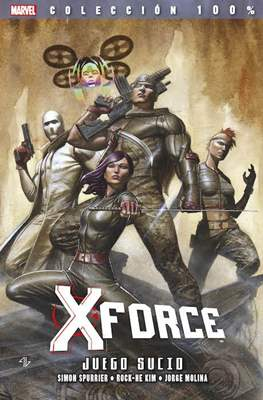 Imposibles X-Force / X-Force. 100% Marvel (2011-2015) #8