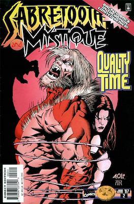 Sabretooth and Mystique Vol 1 (Comic-Book/Digital) #2