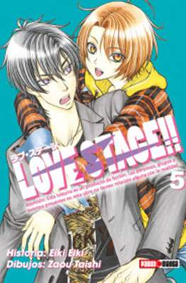 Love Stage!! #5