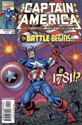 Captain America: Sentinel of liberty. Vol 1 (Comic-Book) #7