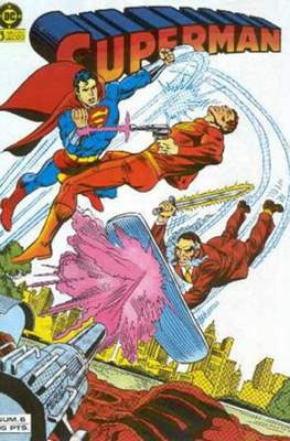 Superman Vol. 1 (1984-1987) #6