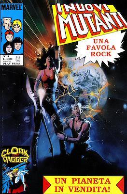 I Nuovi Mutanti (Spillato-brossurato) #18