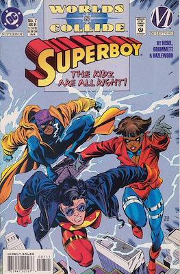Superboy Vol. 4 #7