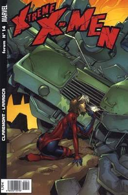 X-Treme X-Men (2002-2005) (Grapa) #14