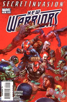New Warriors Vol 4 (Comic-Book) #15
