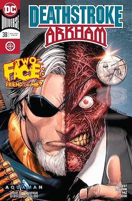 Deathstroke Vol. 4 (2016- ) (Comic-book) #38