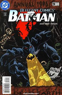 Detective Comics Vol. 1 Annual (1988-2011) (Comic Book) #9