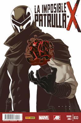 La Imposible Patrulla-X / La Patrulla-X Oro (2012-) (Grapa) #33