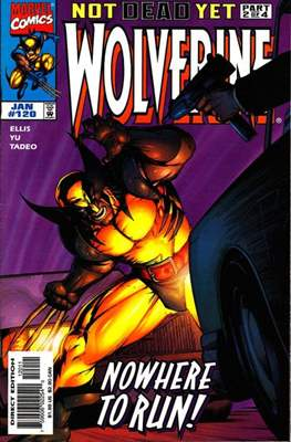 Wolverine (1988-2003) (Comic Book) #120